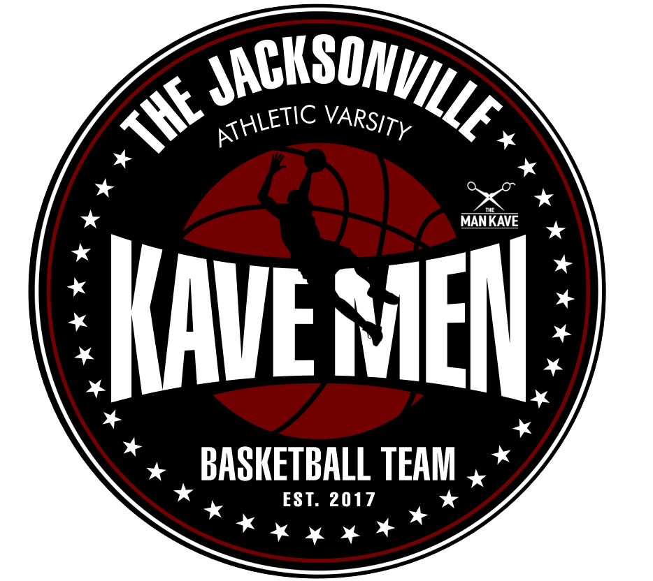 The Man Kave Barbershop Basketball Team